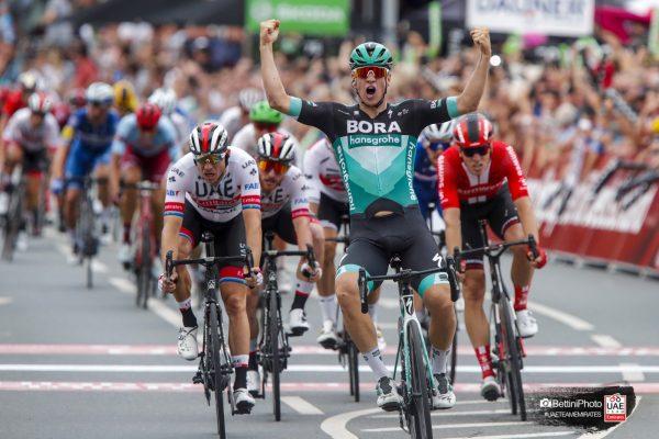 Sejr til Ackermann på 1. etape i Deutschland Tour