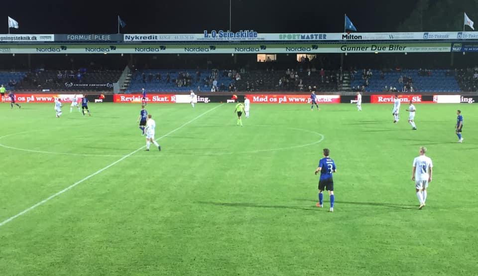 FC Fredericia fører NordicBet ligaen