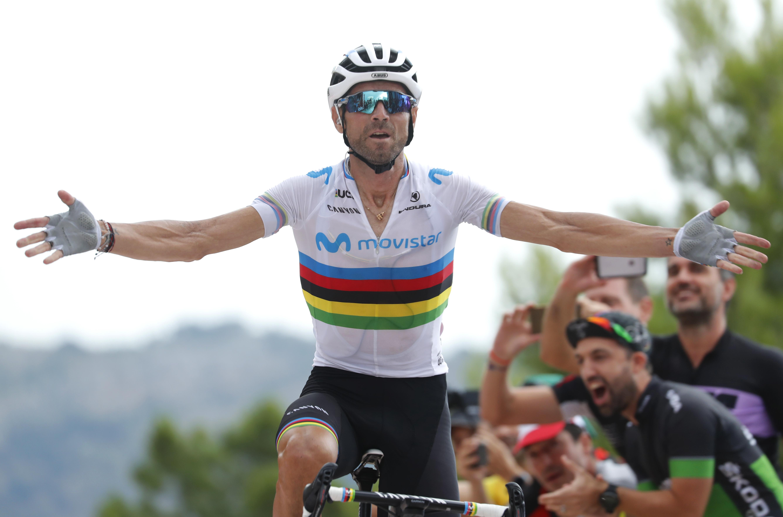 Verdensmesteren vandt sin tolvte Vuelta-etape