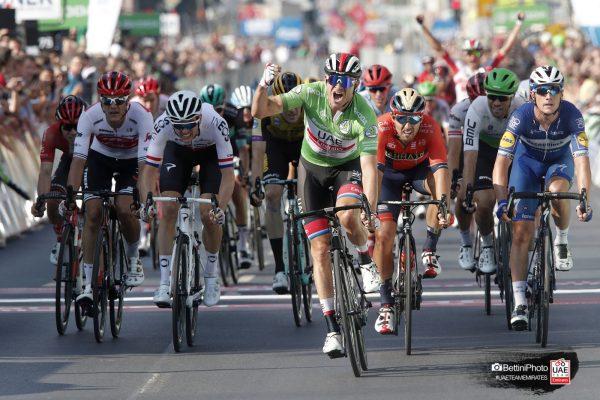 Norsk sejr på anden etape i Deutschland Tour