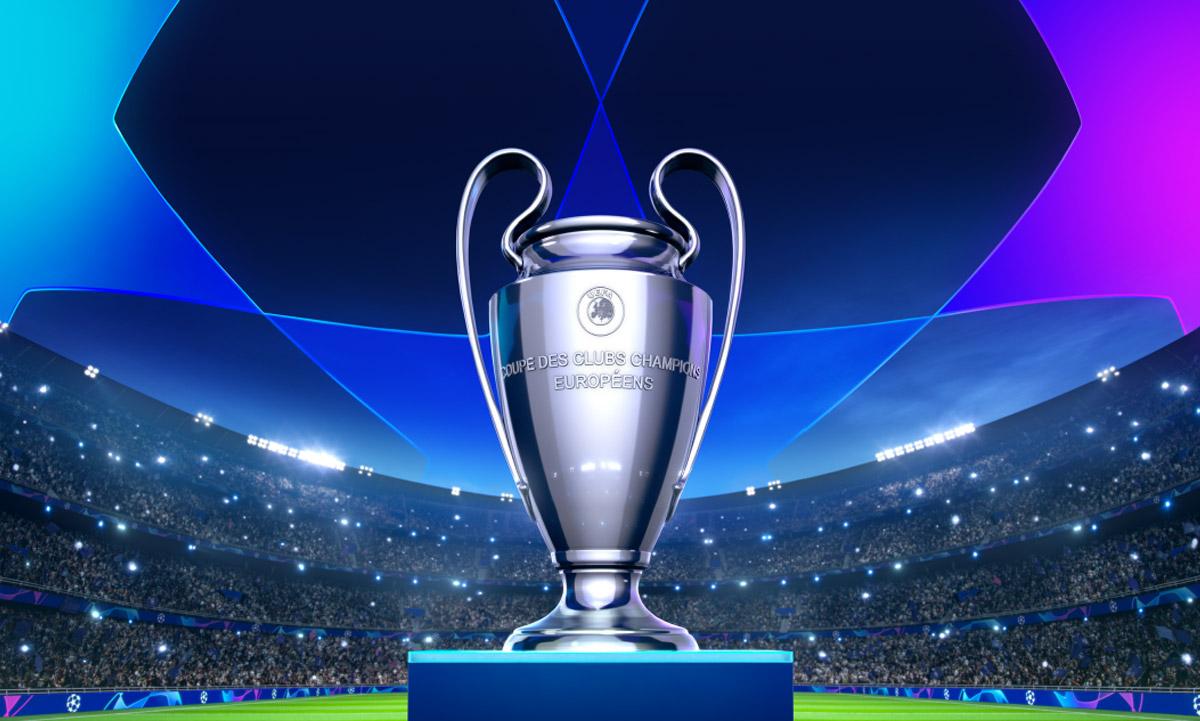 Se de otte Champions League grupper
