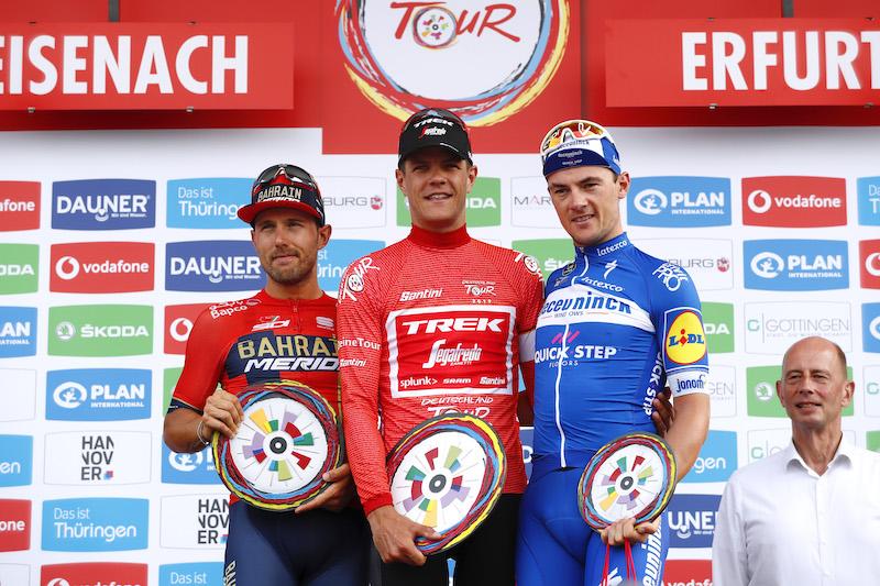 Jasper Stuyven vinder af Deutschland Tour