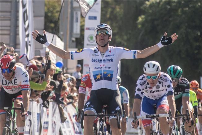 Europamesteren sejrede på sidste etape af Slovakiet Rundt