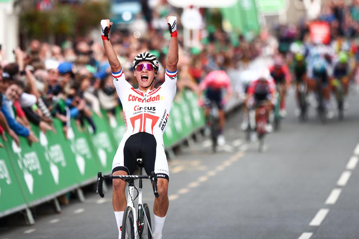 Sejr til Van der Poel på fjerde etape af Tour of Britain