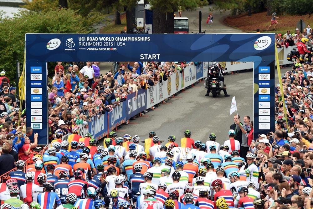 Det danske cykel-VM hold udtaget