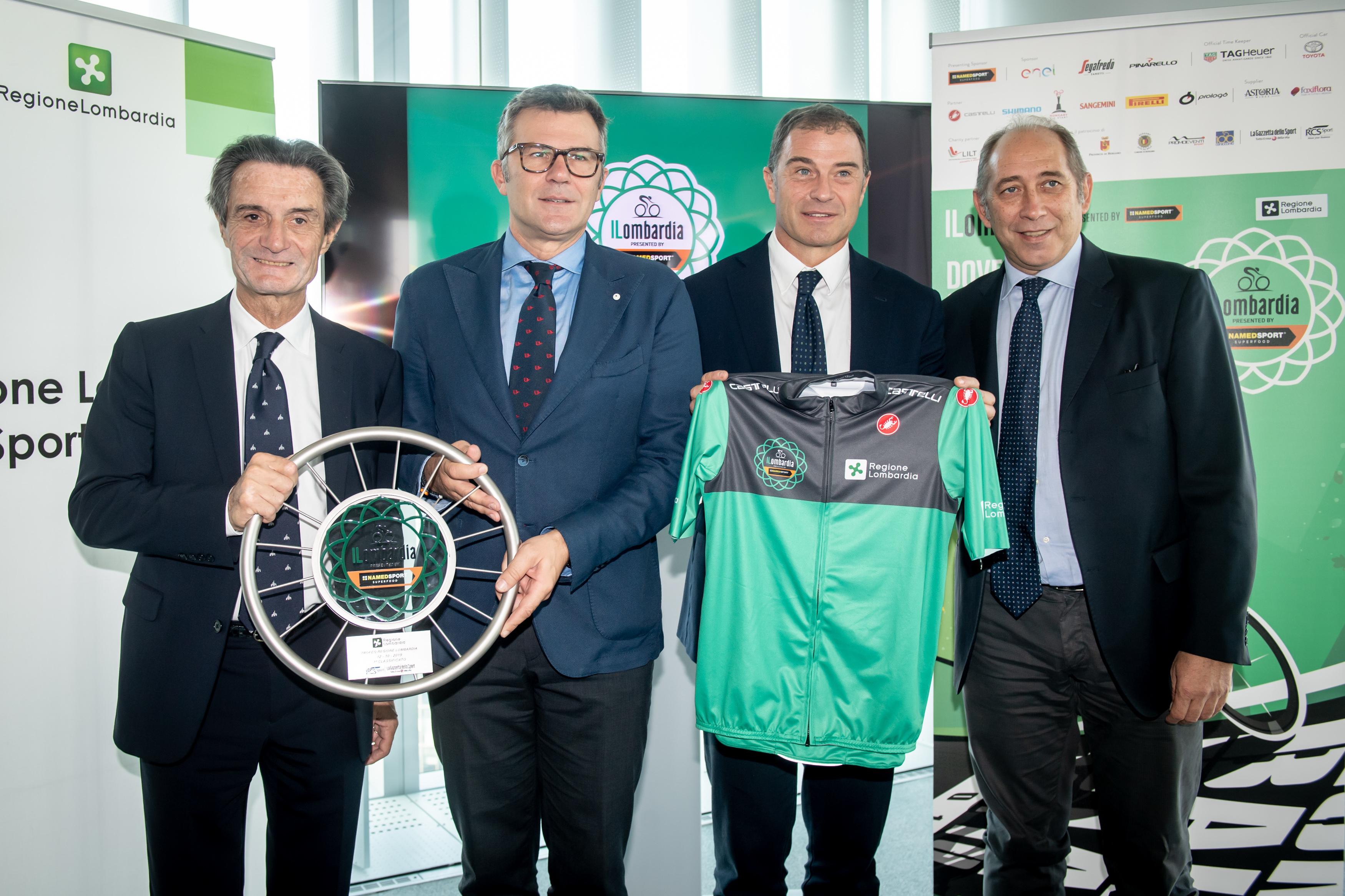 Lombardiet Rundt-vinder får Gimondi-trøjer