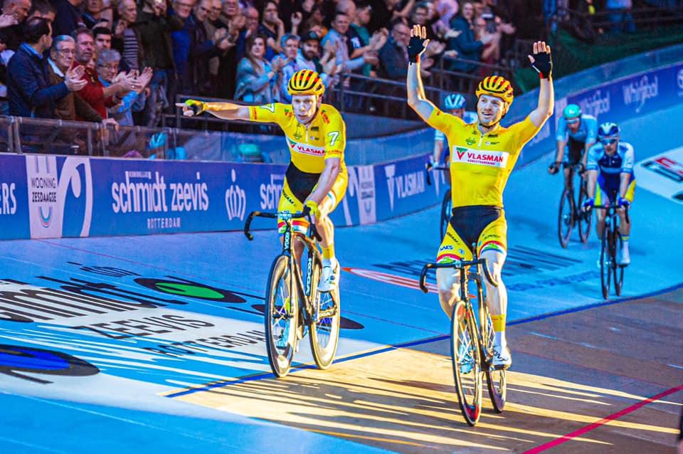 Vinderne af 6-dagesløbet i Rotterdam kører i Ballerup til februar