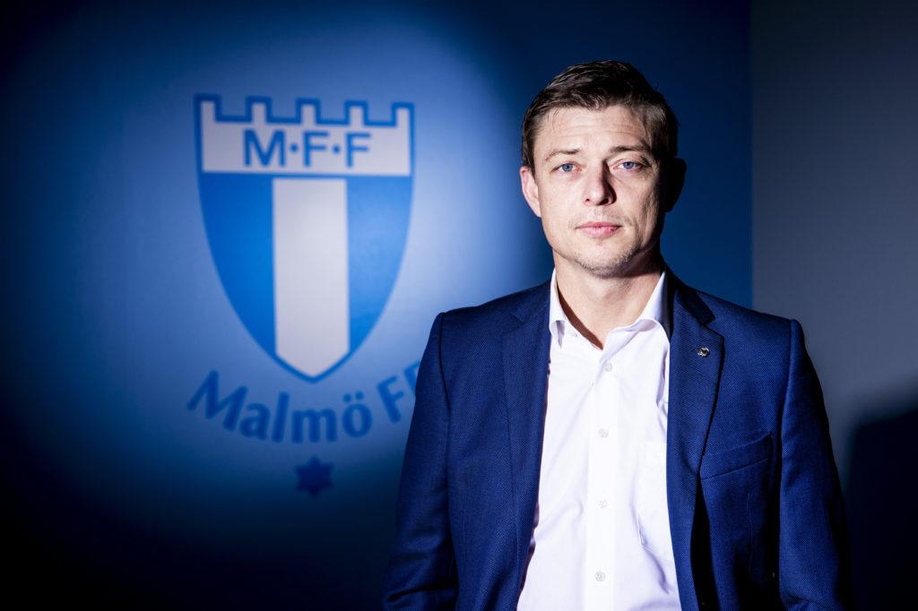 John Dahl Tomasson ny cheftræner i Malmø FF