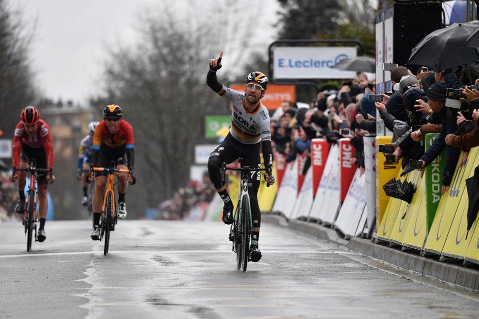 Tysk sejr på første etape af Paris-Nice