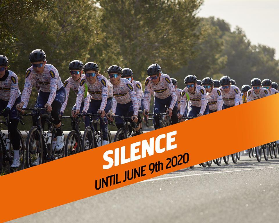 Dansk cykelteam suspenderer alle ansatte