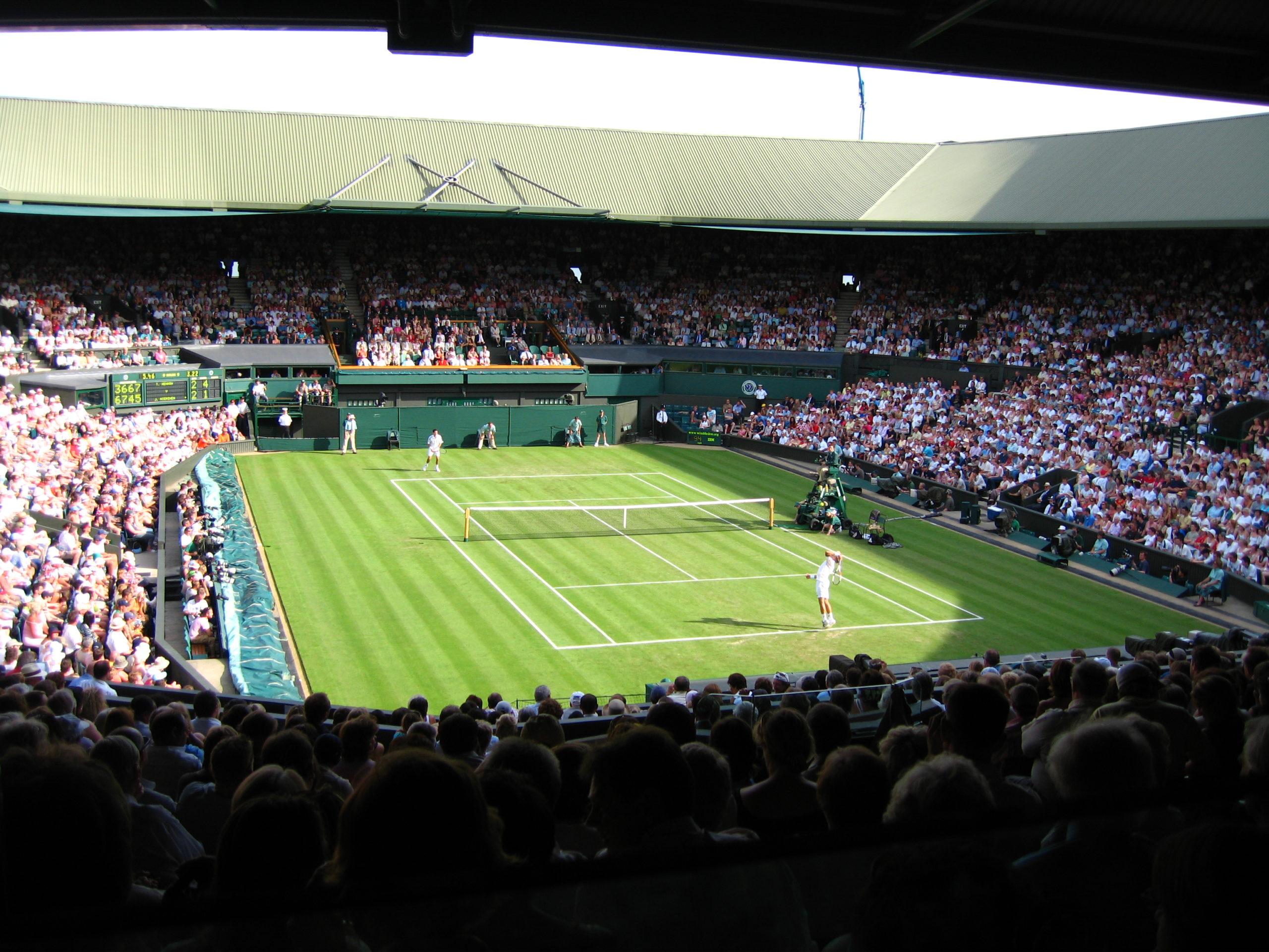 Tennisturneringen Wimbledon aflyst