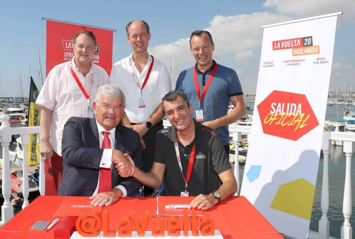 Spansk cykelløb kommer ikke til Holland i 2020