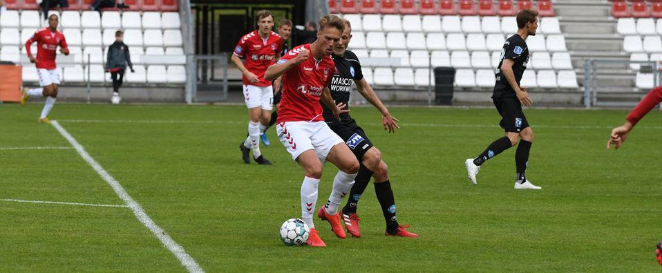 NordicBet liga-sejre til Kolding, Vendsyssel og Vejle