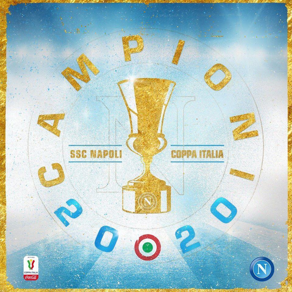 Napoli vinder af Coppa Italia