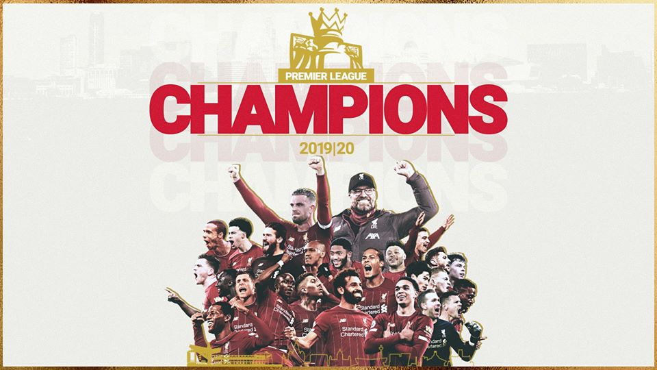 Liverpool FC mestre efter 30 år