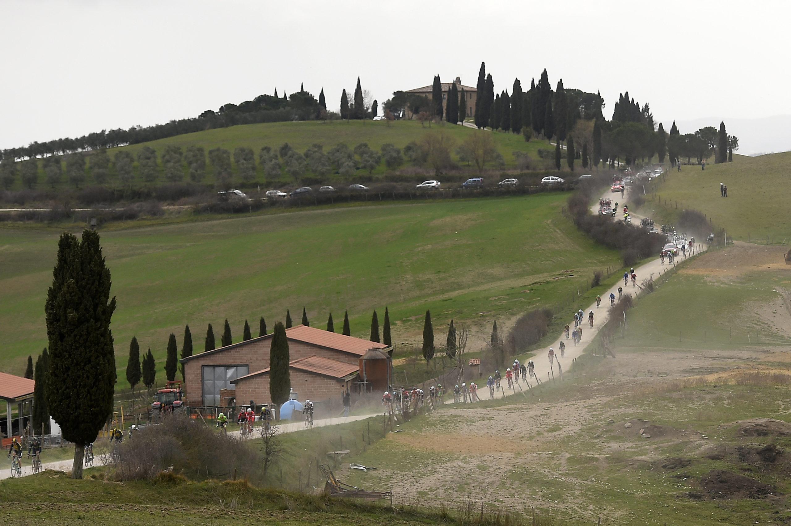 Tre italienske cykelklassikere skal køres i august