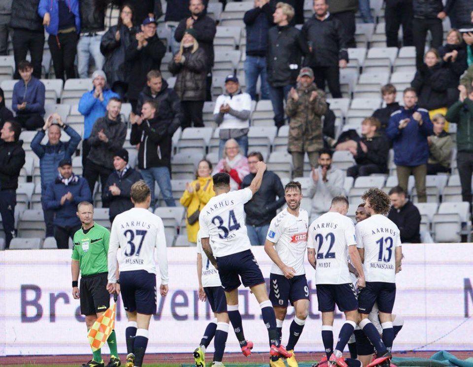AGF videre mod European League