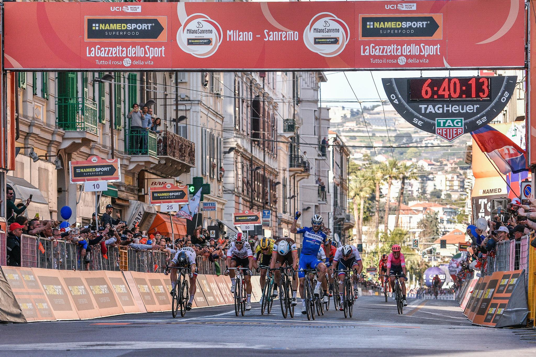 27 teams med i Milano-Sanremo