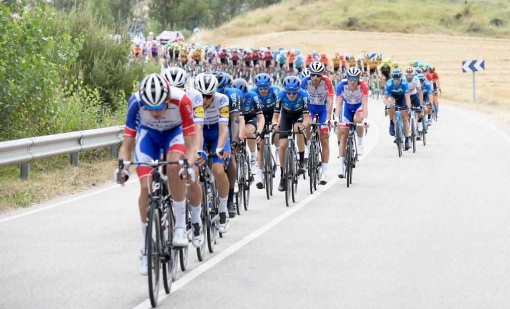 Østriger vandt første cykelløb efter coronapausen