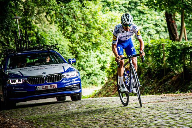 Franskmand vil forsvare sejr i Strada Bianche