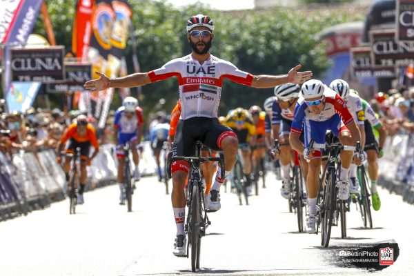 Colombiansk sejr på anden etape i Burgos