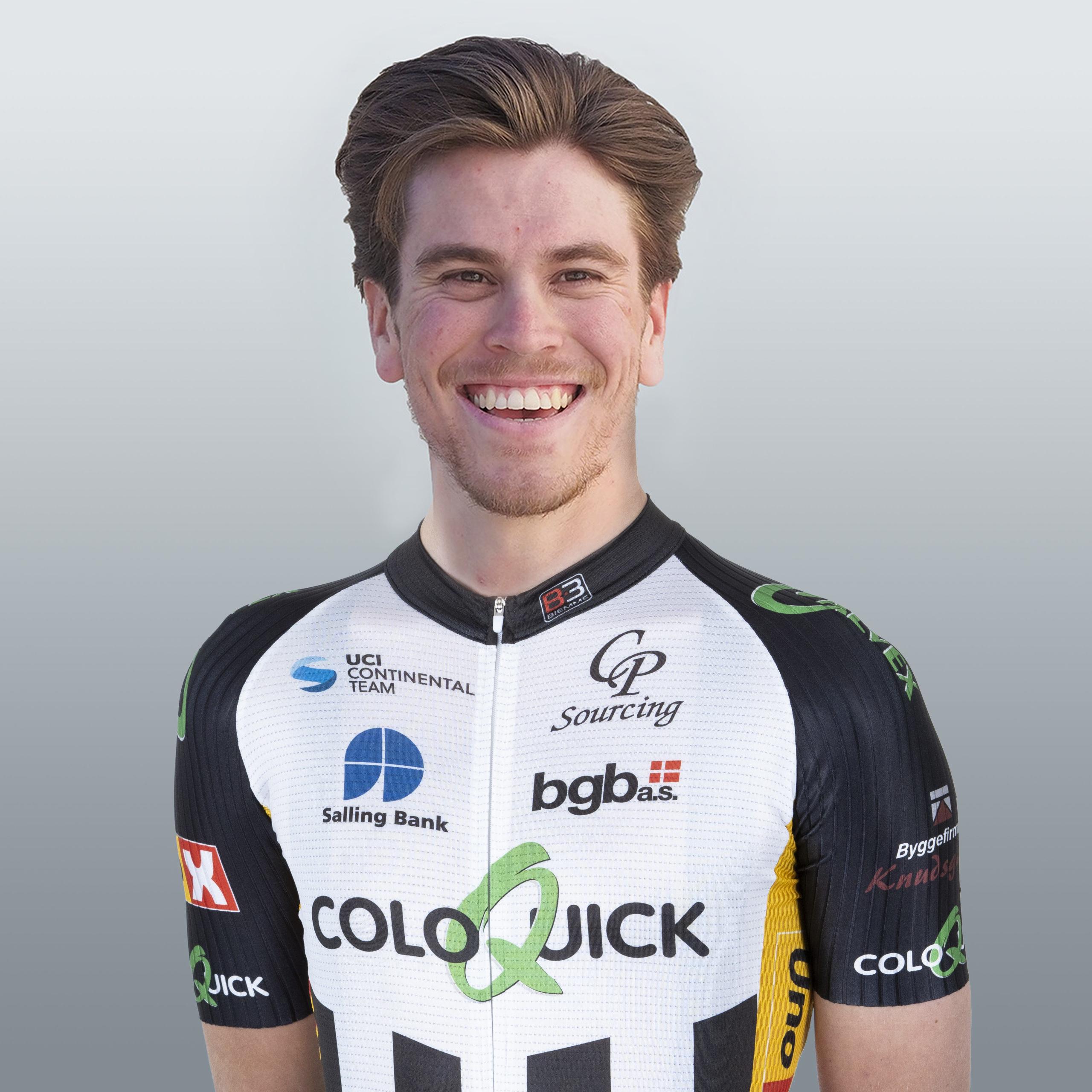 Norsk cykelrytter til dansk cykelteam