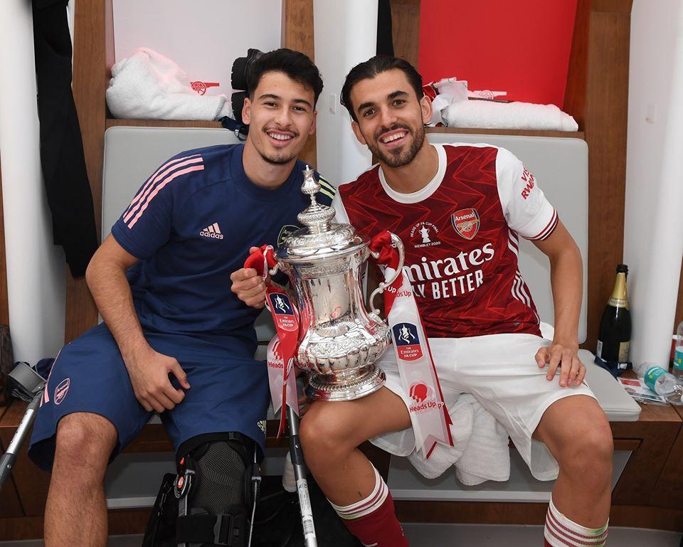Arsenal vandt FA Cup nr. 139