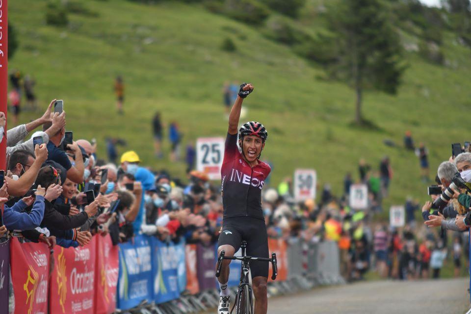 Tour-vinder viser storform