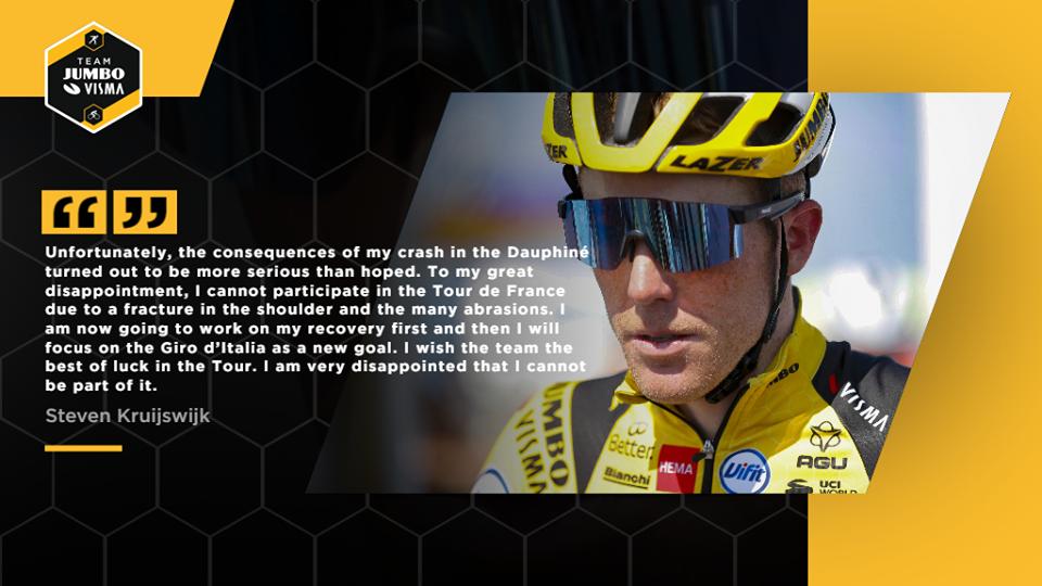 Profil ude af Tour de France