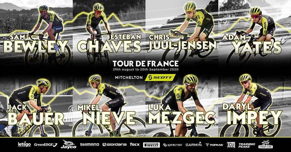 Endnu en dansker udtaget til Tour de France