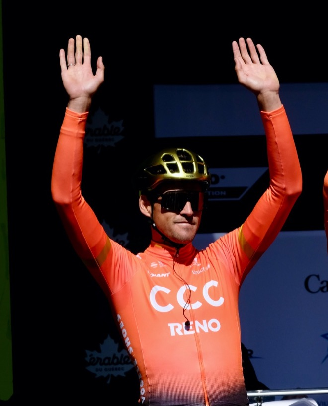 Den olympiske mester har fundet nyt cykelhold