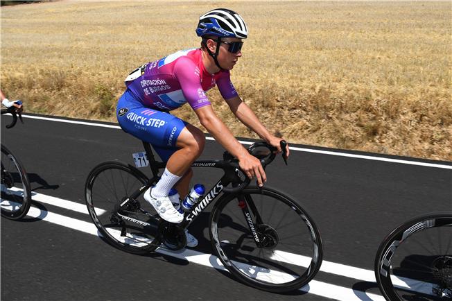 Stortalent samlet vinder i Vuelta a Burgos