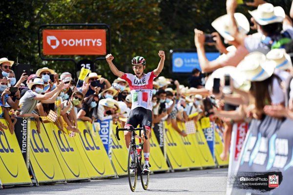 Etapesejr til Formolo i Critérium du Dauphiné