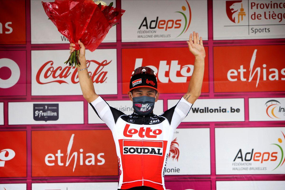 Første sejr til Lotto Soudal efter løbspausen