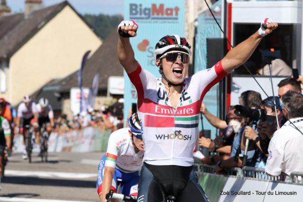 Årets første sejr til Jasper Philipsen. Dansk niendeplads