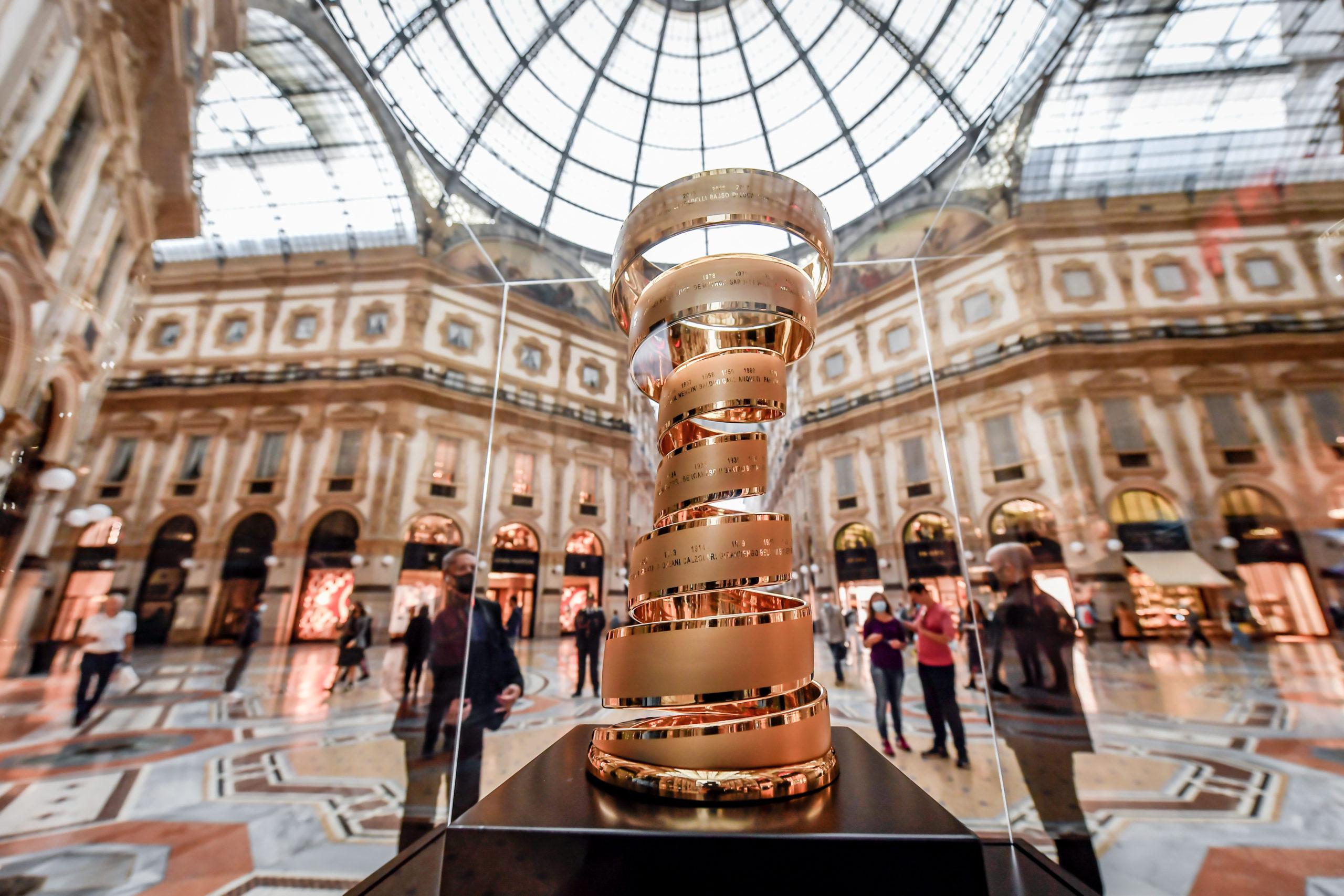 Giro d'Italia 2021 skal starte i Torino