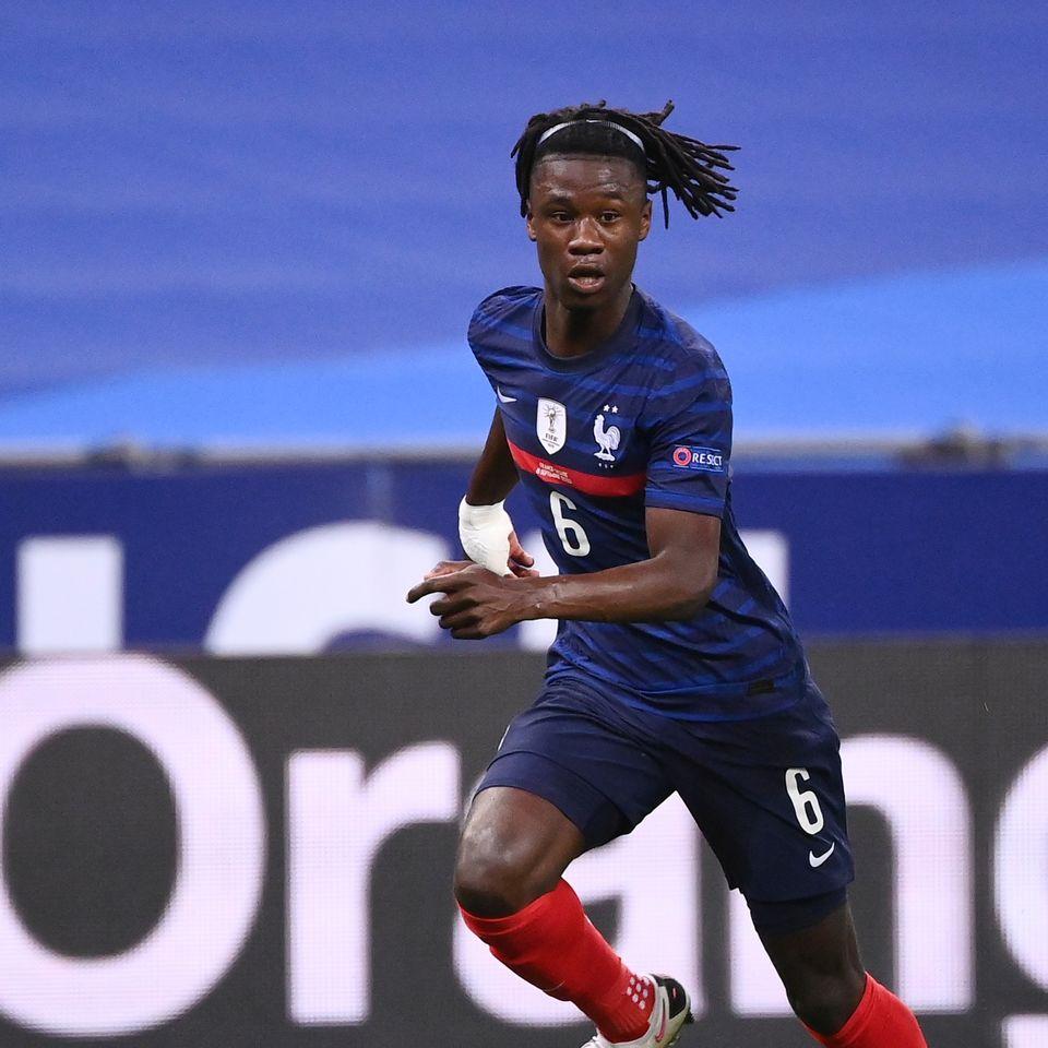 17-årig scorede for Frankrig