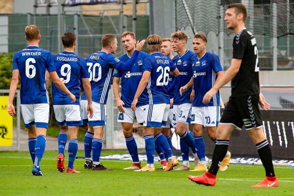 Lyngby har solgt forsvarsspiller til tysk klub