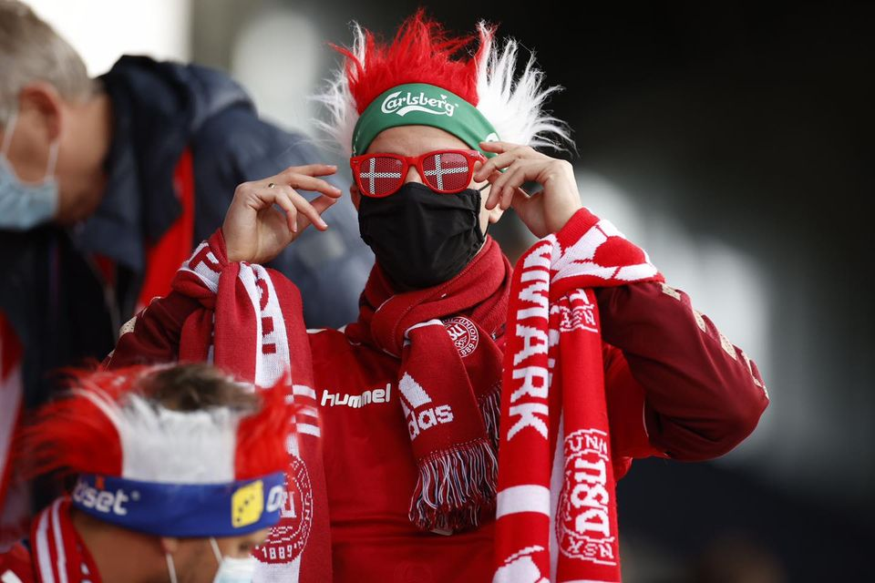 Island-Danmark 0-3