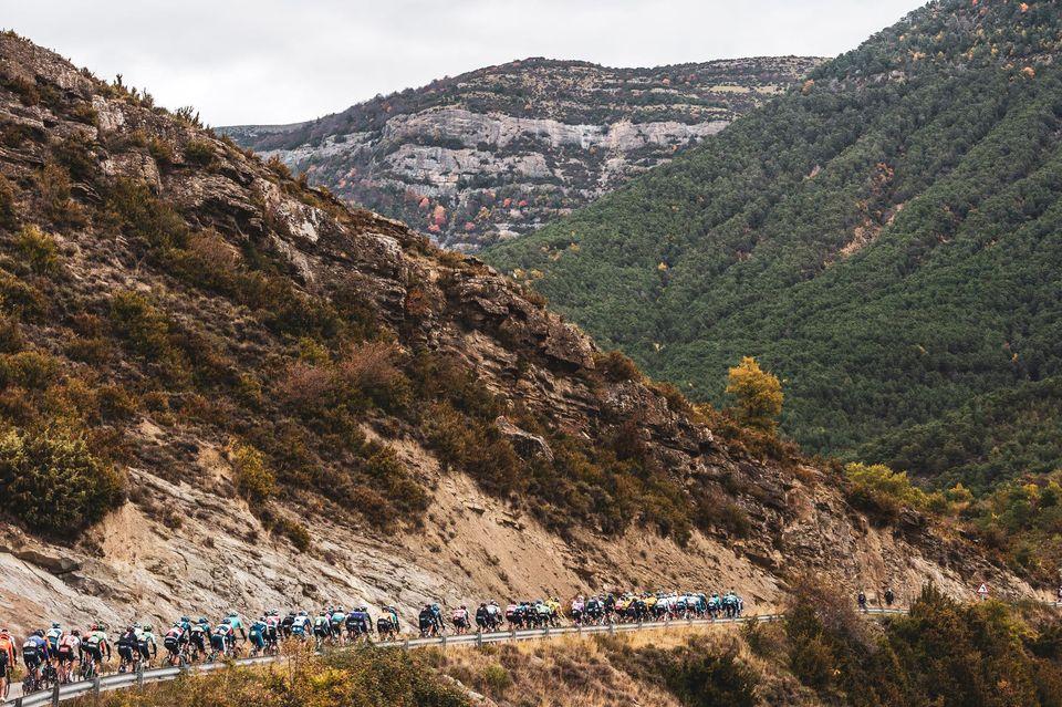Canadisk etapesejr i Vuelta'en. Dansker bedst i hovedfeltet