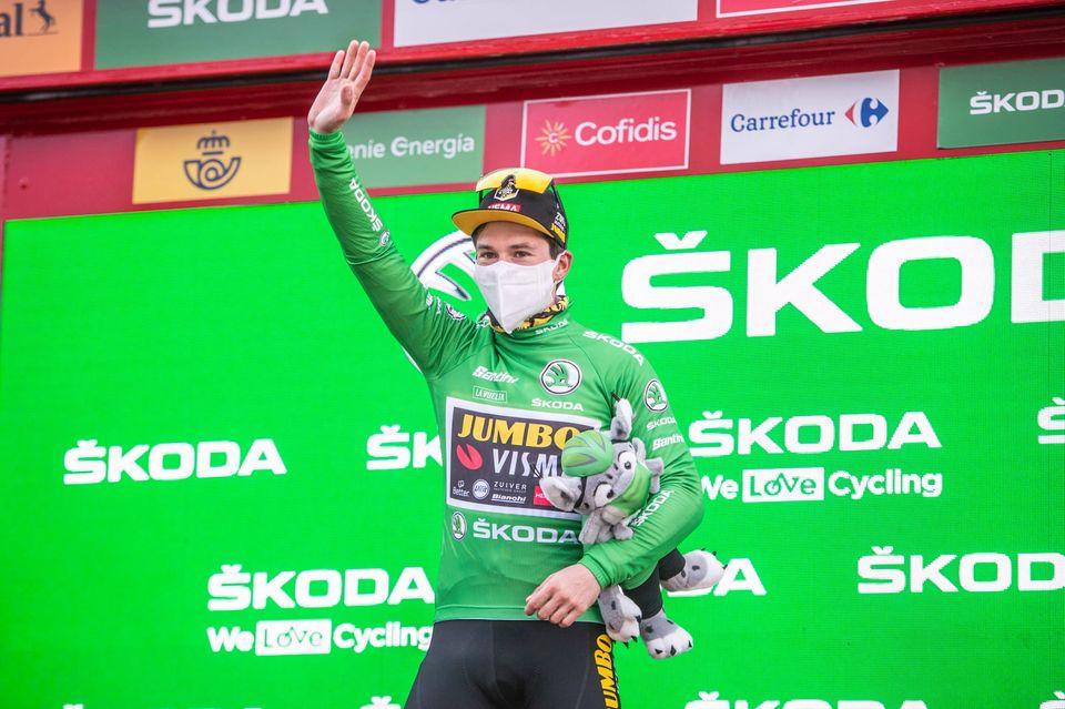 Ny etapesejr til Roglič i Vuelta'en