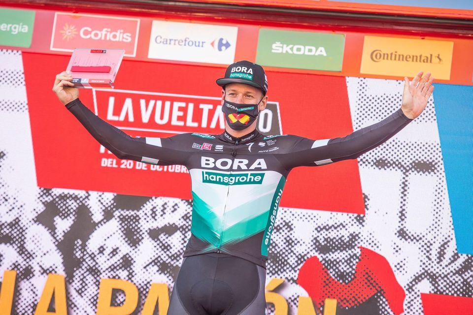 Ingen testet positiv for coronavirus i Vuelta'en