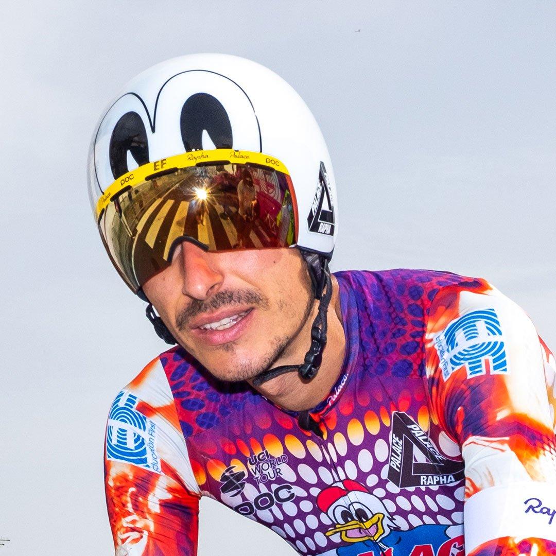 Stor bøde til EF Education teamet i Giro d'Italia
