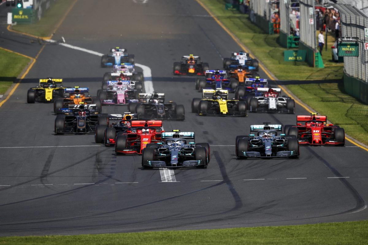 23 Formel 1 Grand Prix i 2021