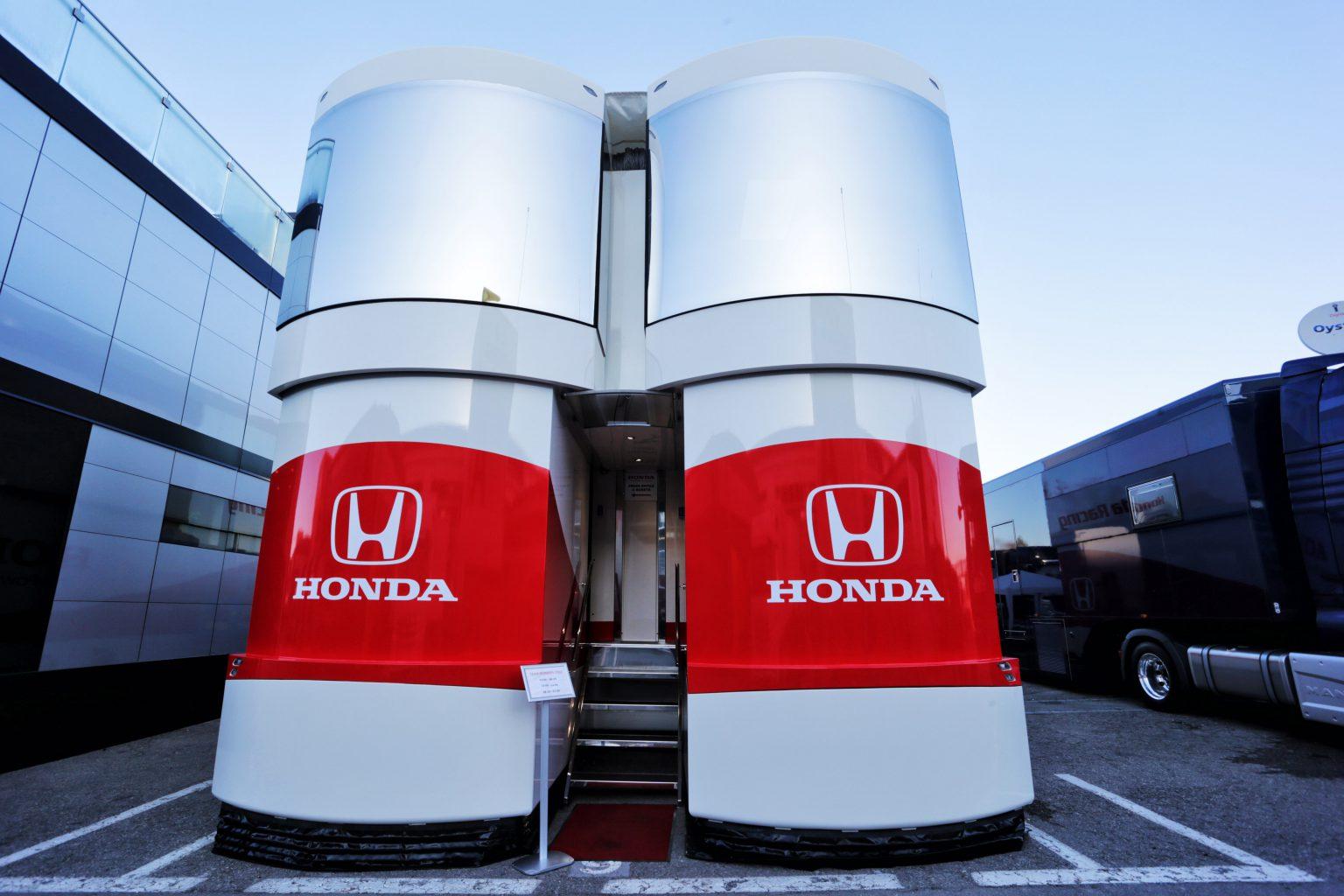 Honda trækker sig fra Formel 1