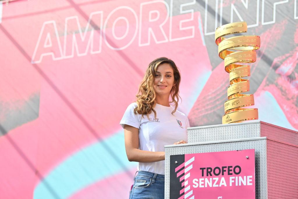 Geraint Thomasude af Giro'en