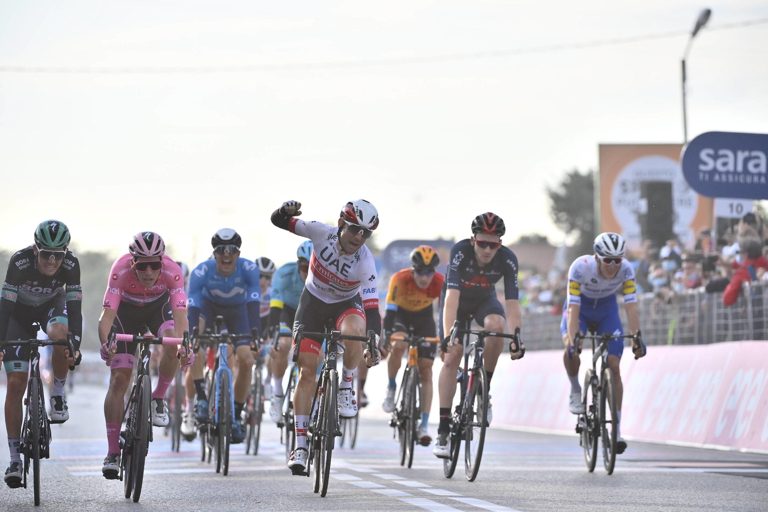 Vuelta-sejr til Jasper Philipsen. To danskere i top-10