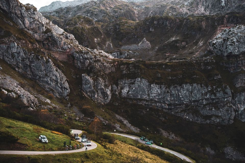 Førertrøjen har skiftet ejer i Vuelta'en