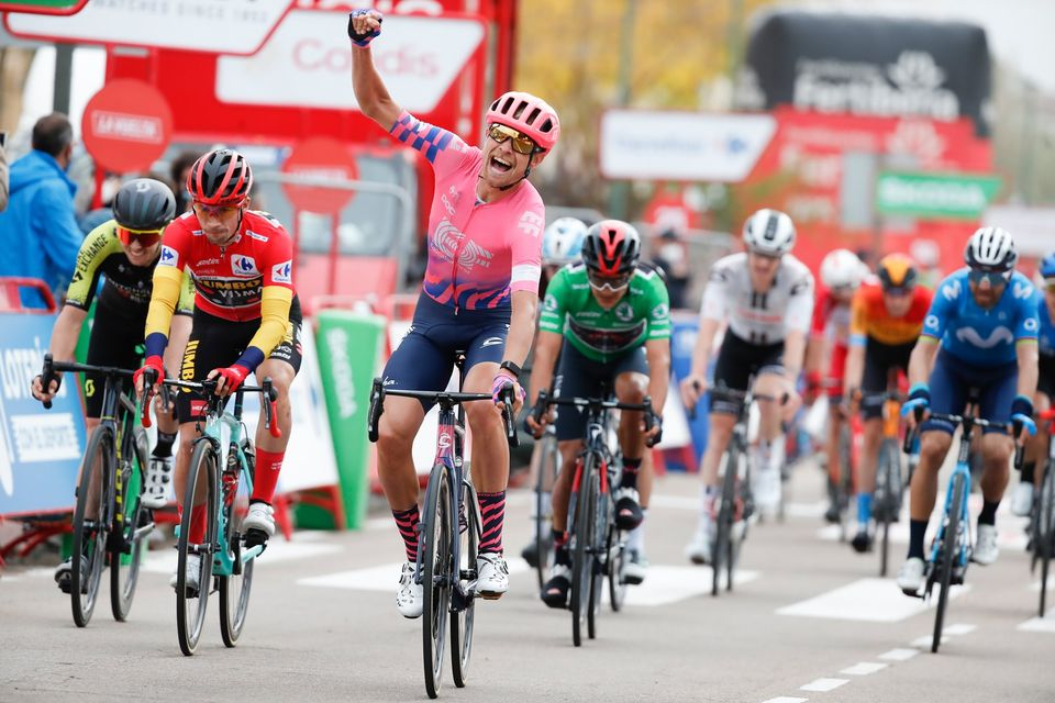 Dansk etapesejr i Vuelta'en