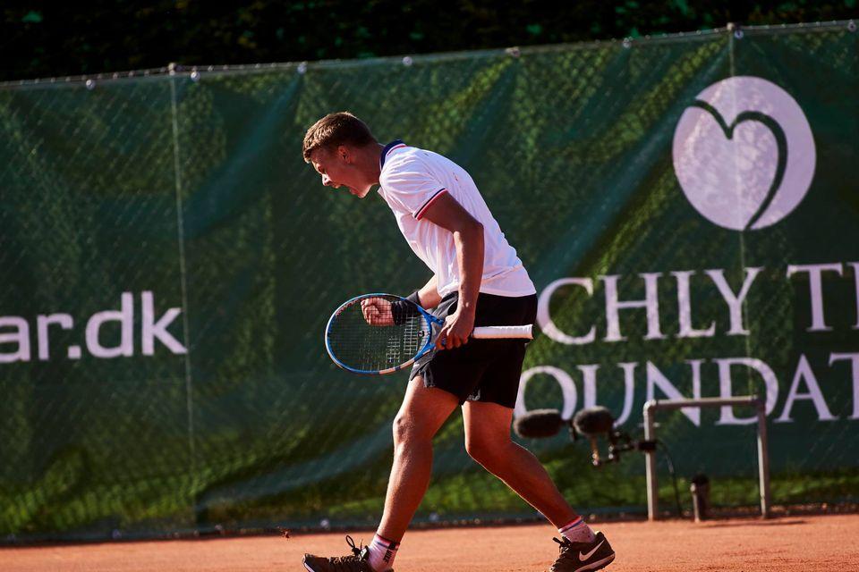 Holger Rune let i kvartfinale i Spanien